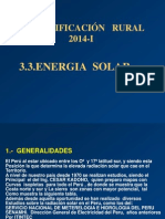 Energia Solar 2014