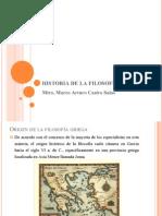 Historia de La Filosofía Antigua (1)