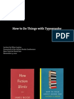 Lupton Ellen - How to Do Things With Typography