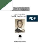 Hesse, Hermann _ La Ruta Interior
