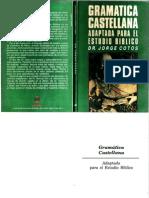 Gramatica Castellana-Jorge Cotos