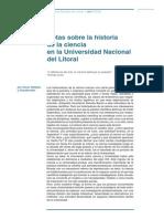 Notas Sobre Historia