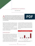 Filipinas y el español