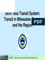 Milwaukee Smart Brt Presentation