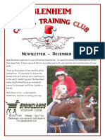 Dec 2014 Newsletter