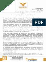 Presenta Movimiento Ciudadano propuestas municipales y legislativas