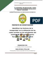 PROYECTO DE INVESTIGACIÓN redes sociales inseguridad.docx