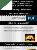 8  novela