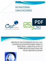 63025753 Proyecto de Inversion de Un Call Center Autosustentable Par