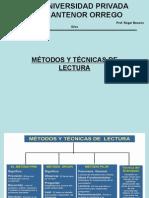 Métodos y Tecnicas de Lectura