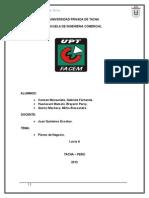Monografia Planes de Negocio