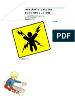Electrocucion en Pediatria