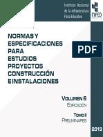 Volumen 6 Tomo II Obras Preliminares