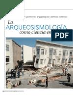 Arqueosismologia