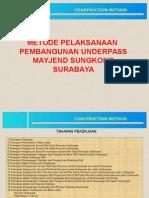 Metode Underpass