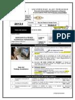 Desarrollo Trabajo D. Notarial Registral