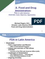 1.a Introducción a La FDA