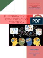 El lenguaje y la Comunicación Científica.