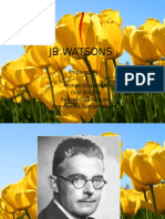 Jb Watsons (Learning and Learners)
