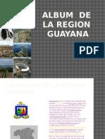 Album de La Region Guayana