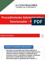 María Violeta Santín Alfageme Procedimiento Administrativo Sancionador PAS