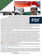 Arvind Kejriwal Decoded