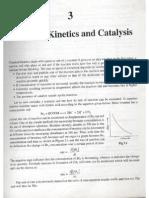Chemical Kinetics and Catalysis 1