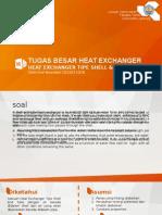 Tugas Besar Heat Exchanger