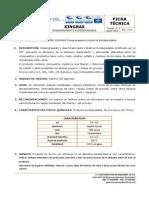Ficha Técnica XINGRAS