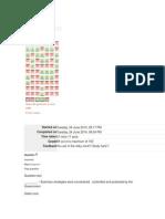 Strategic Management Test.rtf