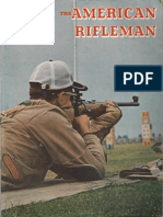 American Rifleman, August 1970 - Vz 58 Rifle Resembles Soviet AK-47