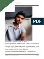Shalini Project Marginal Costing