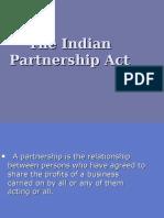 The Indian Partnership Act
