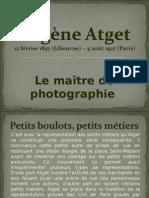 Eugène Atget