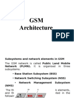 GSM Architecture.ppt