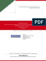 Análisis Del Concepto de Equidad Educativa a La Luz Del Enfoque de Las Capacidades de Amartya Sen