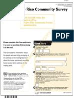 PRCS 2012 Questionnaire English