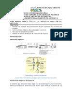 Manual de Calculo Del Angulo Del Inyector