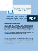 The Cathford Group Credit Inc Tokyo Loan Review Tips