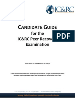 Peer Recovery Candidate Guide