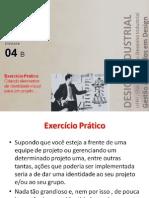 04.b Gmd Dipp Design_Ex.Exerc Sinal