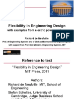 Flex in Design Final Electric Power Systems de Neufville