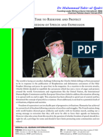 Dr Tahir-ul-Qadri writes to world leaders on publication of blasphemous caricatures