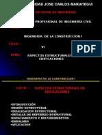ING DE LA COSNTRUCCION