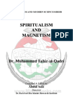 Spiritualism and Magnetism