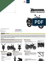 Inazuma Technical Information