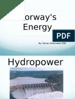 norways energy