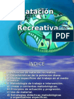 Natación Recreativa