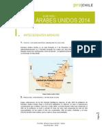 Emiratos Arabes Unidos Información Principal