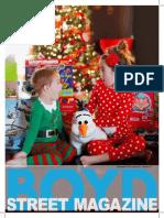 Boyd Street Magazine - December 2014